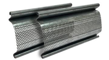 Cortinas Metálicas Microperforadas