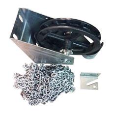 Tecles para Cortinas Metalicas