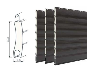 persianas de aluminio para exteriores